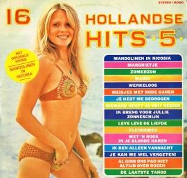 16 hollandse hits deel 5