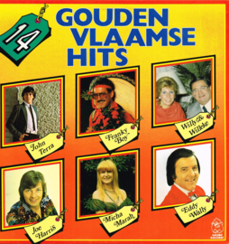 14 gouden - vlaamse hits