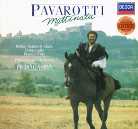 pavarotti - matinate - arie antiche