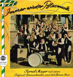 kornel mayer - immer wieder blasmusik