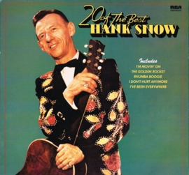 hank snow - 20 of the best