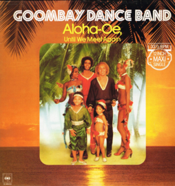 goombay dance band - aloha-oe - untill we meet again 12 inch maxi single