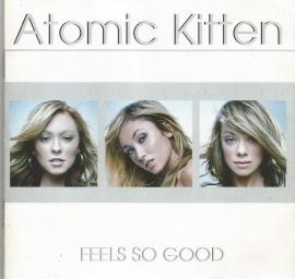 atomic kitten - feels so good cde 009