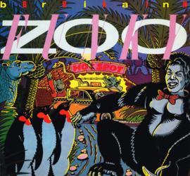 brian brian - funky zoo - 12 inch maxi singel