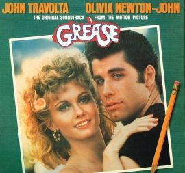 john travolta & olivia newton john - grease original soundtracks
