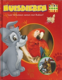 disney gids voor kids - huisdieren bkk010