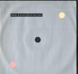 rah band - run 4 the sun maxi single 45 rpm