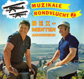 accordeon duo bex-menten - muzikale rondvlucht 2