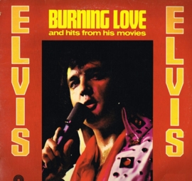 elvis presley - burning love and hits from his movies vol 2