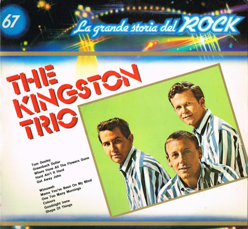 la grande storia del rock 67 - the kingston trio