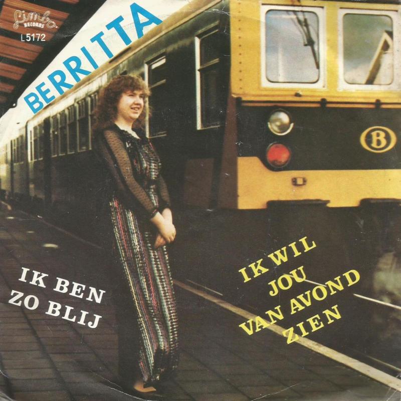 berritta - ik wil jou vanavond zien & ik ben zo blij