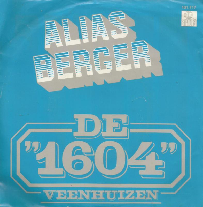alias berger - de 1604 & veenhuizen