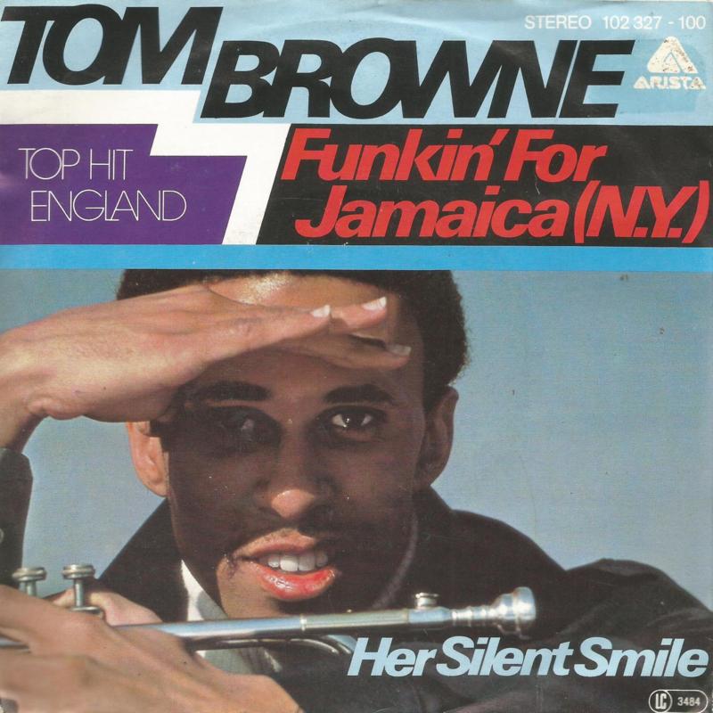 tom browne  - funkin for jamaica(n.y.)& her silent smile