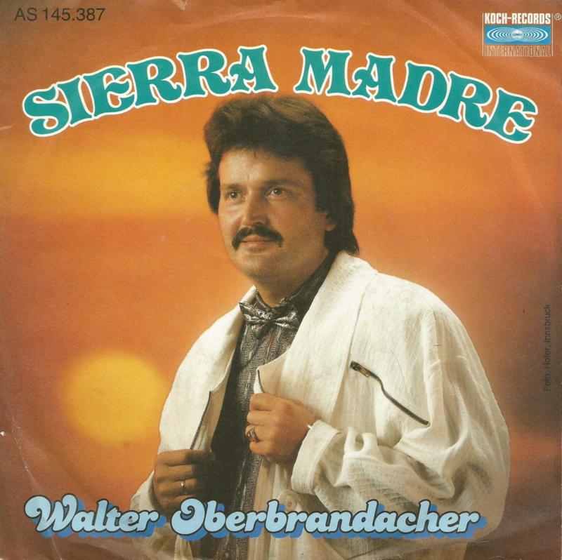 walter oberbrandacher - sierra madre & weibe möwe von haiti
