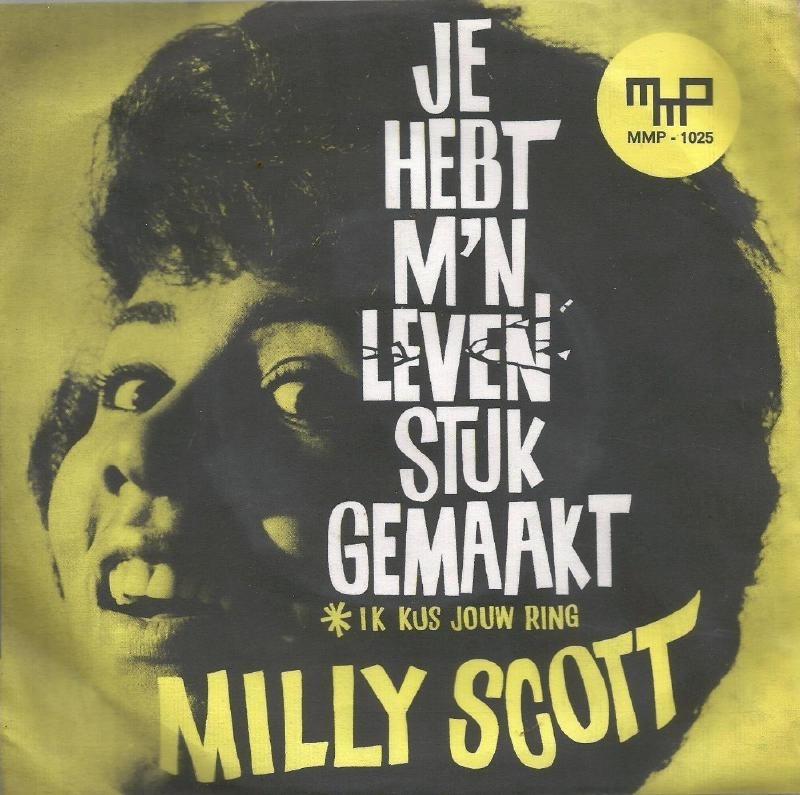 milly scott - je hebt m'n leven stuk gemaakt nl7550