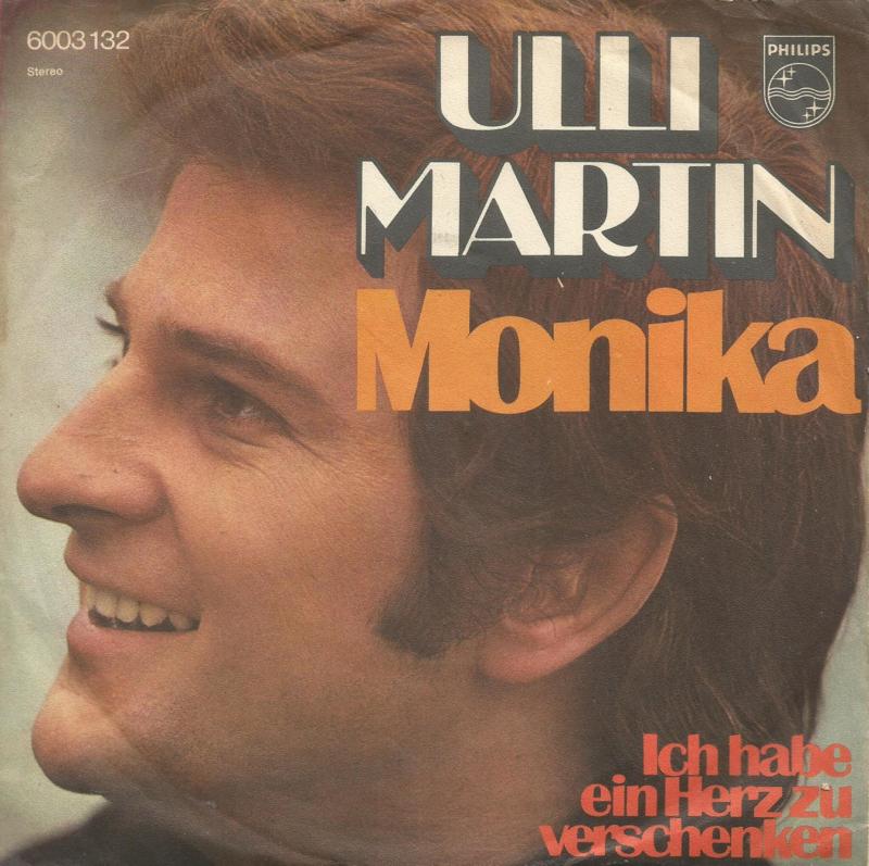 ulli martin - monika & ich habe ein herz zu verschenken