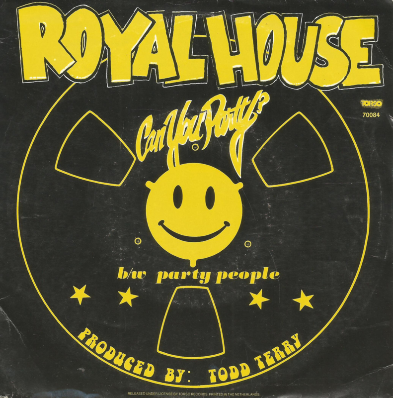 royal house - can you party &party people