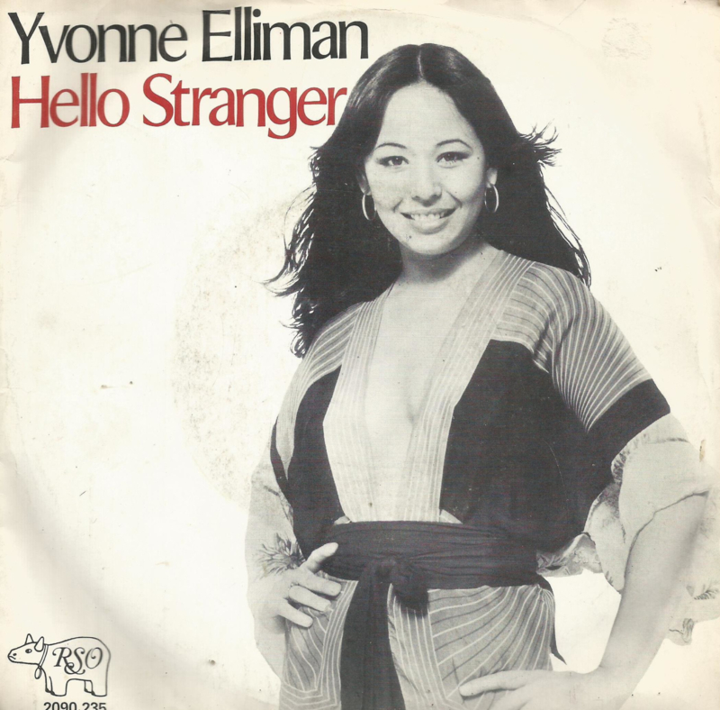 yvonne elliman - hello stranger & she'll be the home