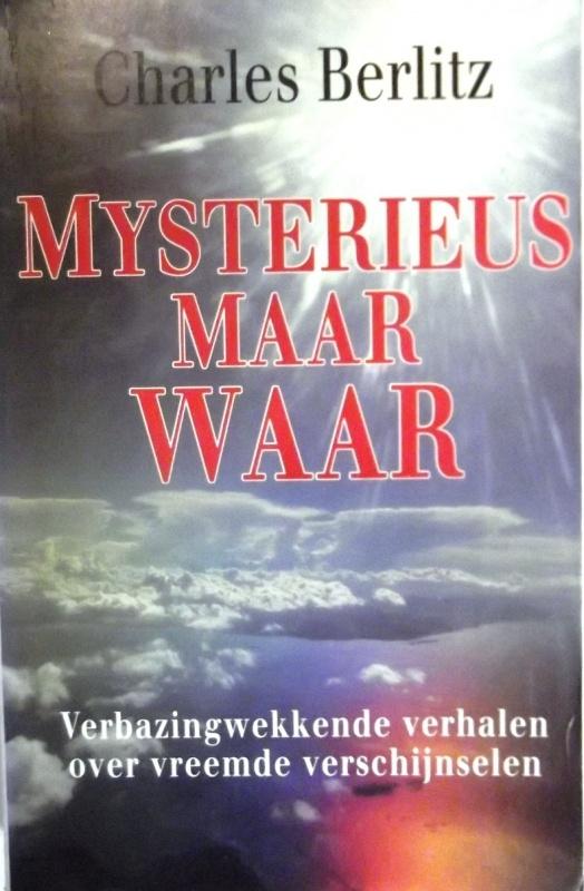 charles berlitz - mysterieus maar waar bk012