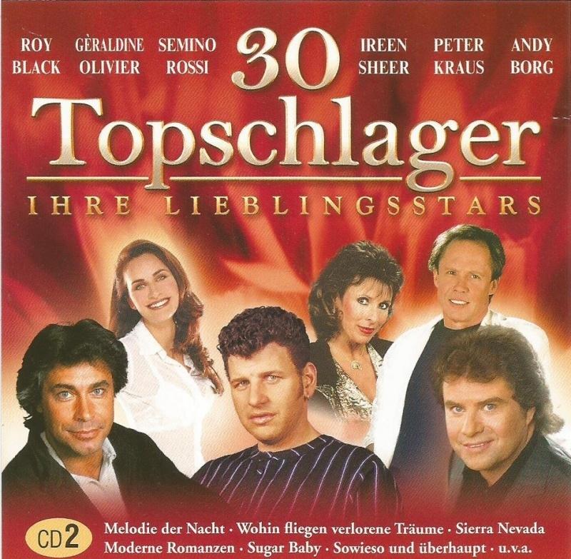 30 topschlagers - ihre lieblingsstars cda 003