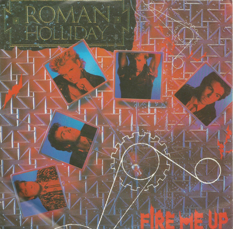 roman holliday - fire me up & far away now