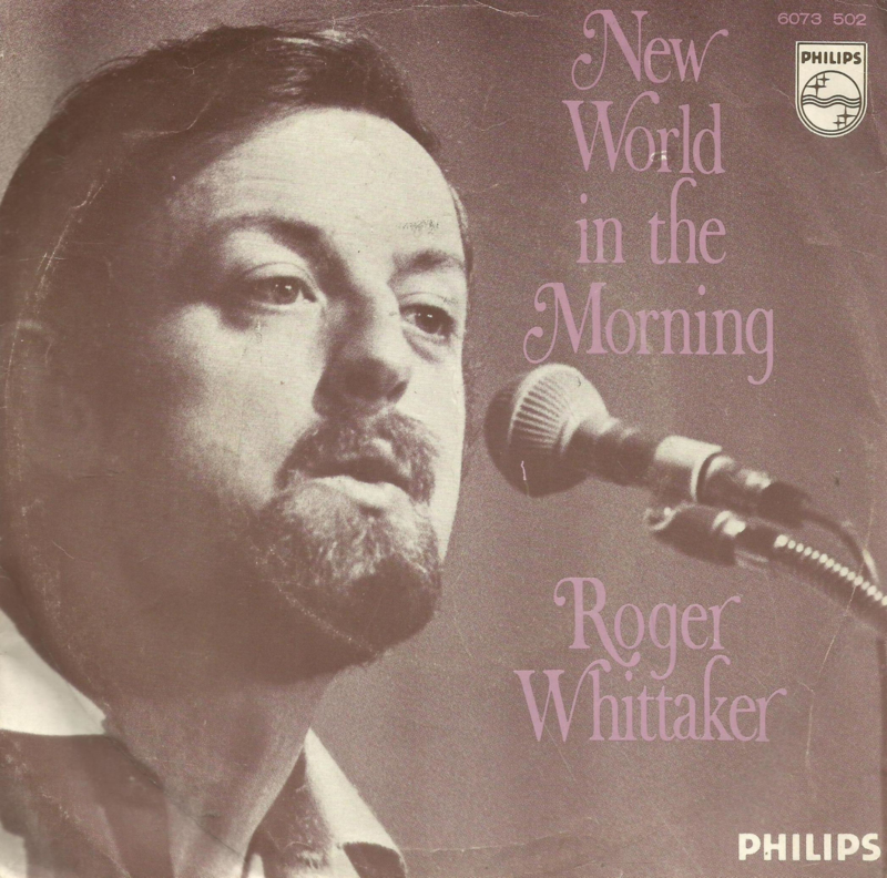 roger whittaker - new world in the morning & the book