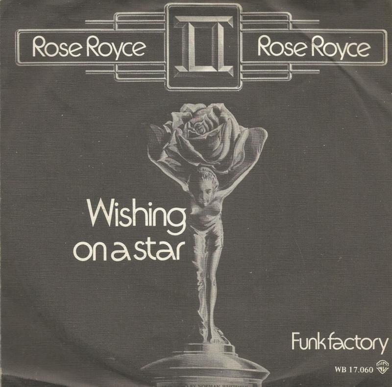 rose royce - wishing on a star & funk factory