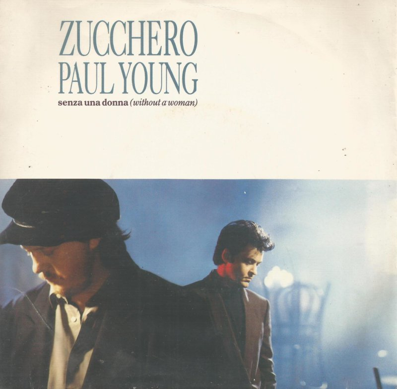 zucchero featuring paul young - senza una donna(without a woman