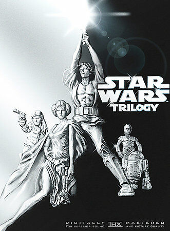 star wars trilogy - a new hope & the empire strikes back & return of the jedi