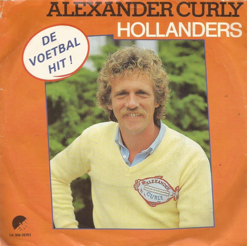 alexander curly - hollanders & hollanders (de voetbalhit)