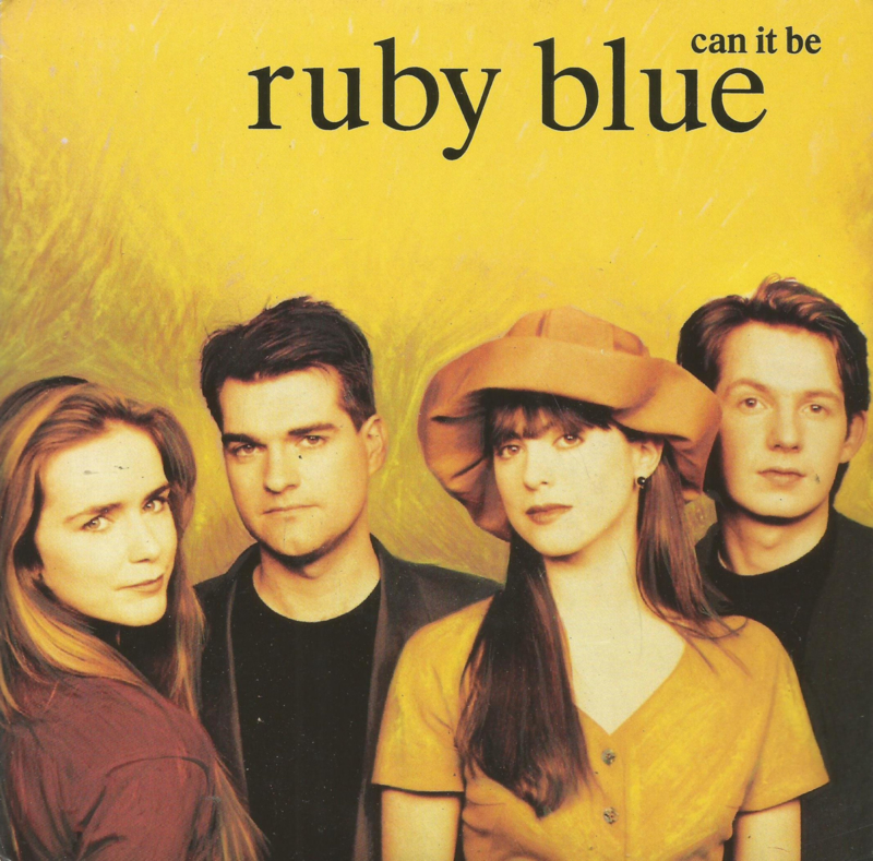 ruby blue - can it be & something's gonna wrong