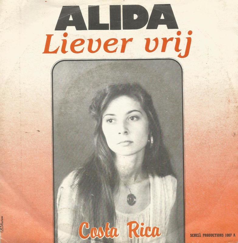 alida - liever vrij & costa rica