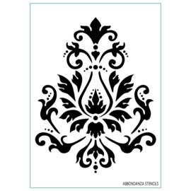 Stencil Brocade