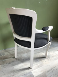 3258 gerestylde fauteuil