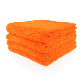 Badlaken 70 bij 140 oranje