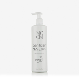MCCM | SANITIZER HYGIËNE GEL 200 ml - alcohol 70%