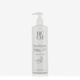 MCCM SANITIZER HYGIËNE GEL 200 ml - alcohol 70%
