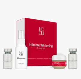 tray- out MCCM | INTIMATE WHITENING TREATMENT