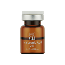 MCCM | HYALURONIC ACID 2% 5ML BOX 5 VIALS