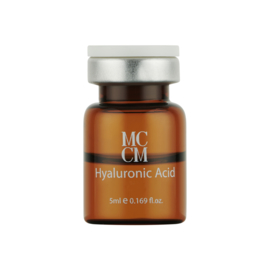 MCCM | HYALURONIC ACID 1%  5ML BOX 5 VIALS