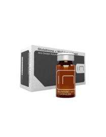 BCN | GLUTATHIONE + VITAMIN C Lyophiloized Anti-Oxidant Solution 200 mg vail | Box van 5 vails
