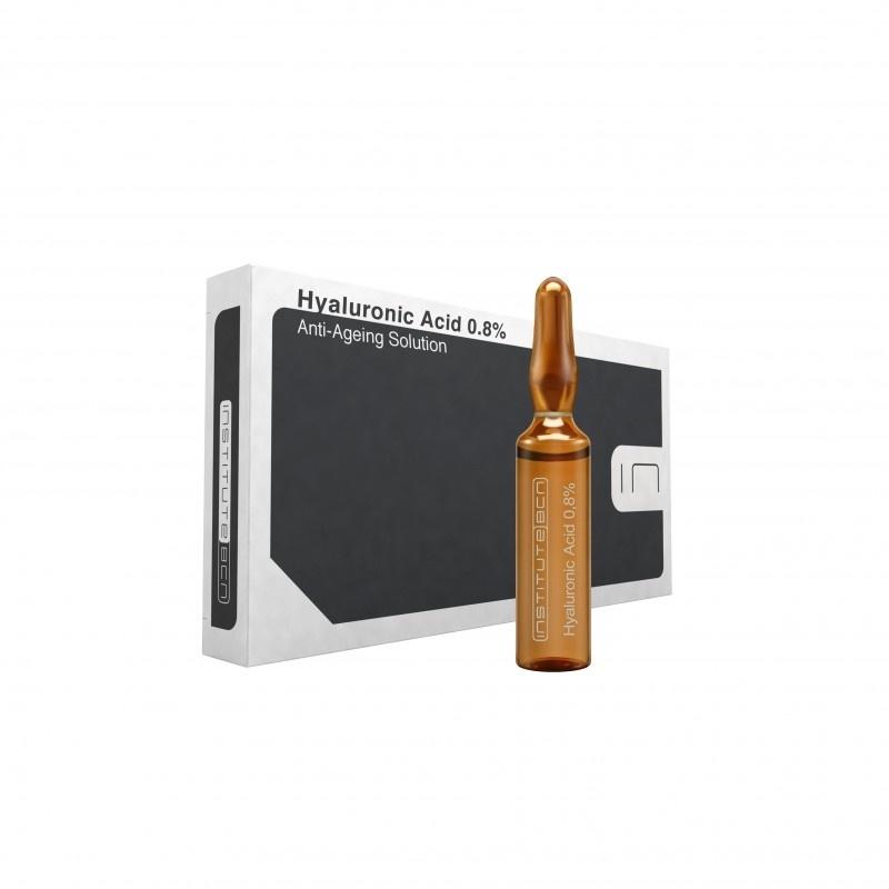 BCN | HYALURONZUUR 0,8% - Anti Ageing Solution Serum 2 ml ampul | Box van 10 ampules