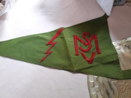 Antiek vlaggetje van de Stoomvaast mij. Nederland