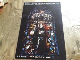 Boekje de Martelaren van Gorkum