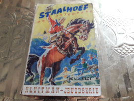 Boek de Staalhoef, uitgegeven door Kluitman Alkmaar
