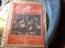 Kerstnummer voor de Roomse Jeugd uit 1939