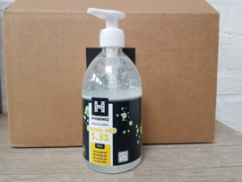 HYGENIQ® Handgel pomp ( 12 X 500ML )