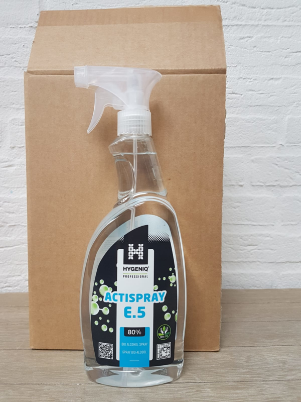 HYGENIQ® Bio-Alcohol spray ( 6 X 750ML )