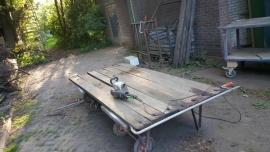 Eigenschappen wagonplanken