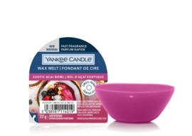 Exotic Acai Bowl Wax Melt